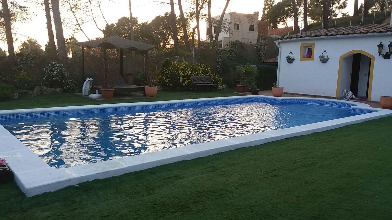 reparación de piscinas